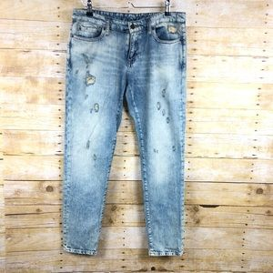 Denim & Supply Ralph Lauren Boyfriend Jeans 28
